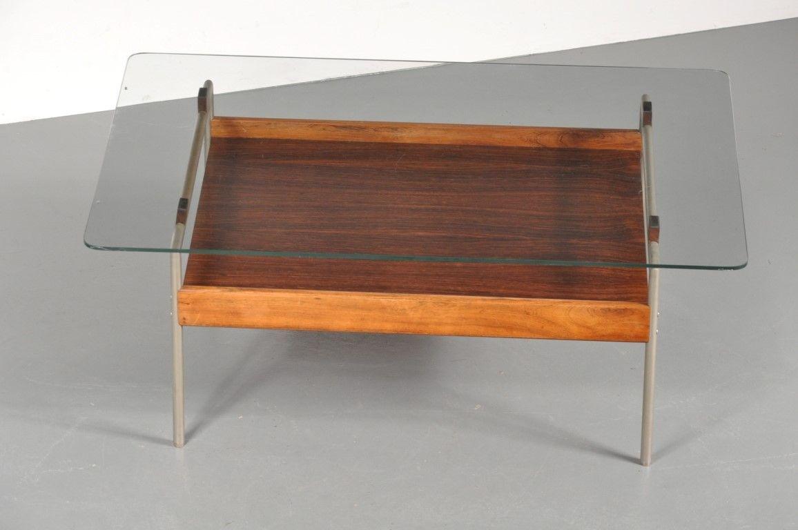 moderner couchtisch 1960er bei pamono kaufen. Black Bedroom Furniture Sets. Home Design Ideas
