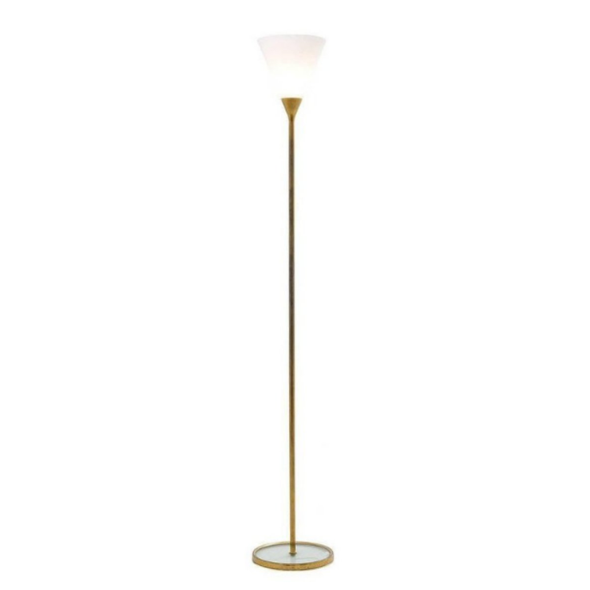 2003 stehlampe von max ingrand f r fontana arte 1950er bei pamono kaufen. Black Bedroom Furniture Sets. Home Design Ideas