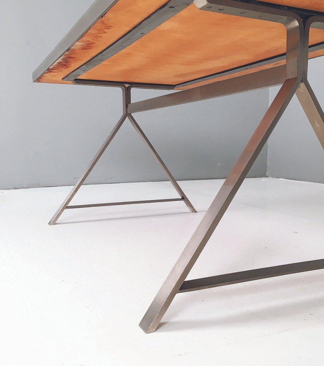 couchtisch mit glasmosaik platte 1970er bei pamono kaufen. Black Bedroom Furniture Sets. Home Design Ideas