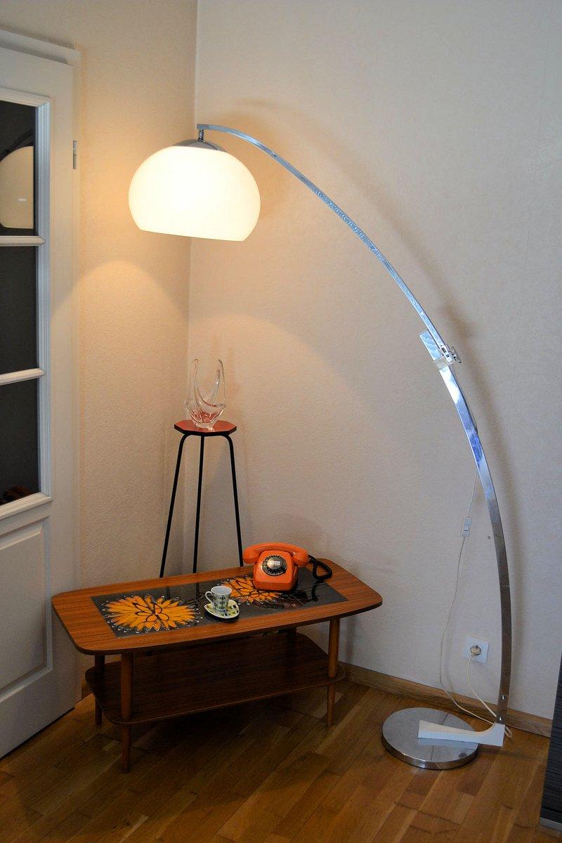 Vintage Arc Floor Lamp by Goffredo Reggiani for Studio Reggiani ...