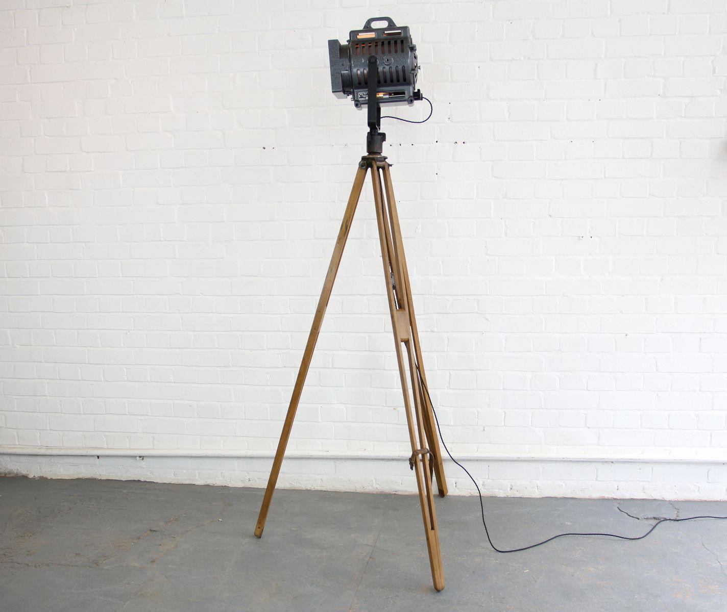 Studio Floor Lamp From Arnold U0026 Richter, 1940s