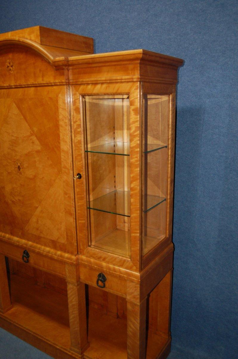 vintage ahorn schrank bei pamono kaufen. Black Bedroom Furniture Sets. Home Design Ideas