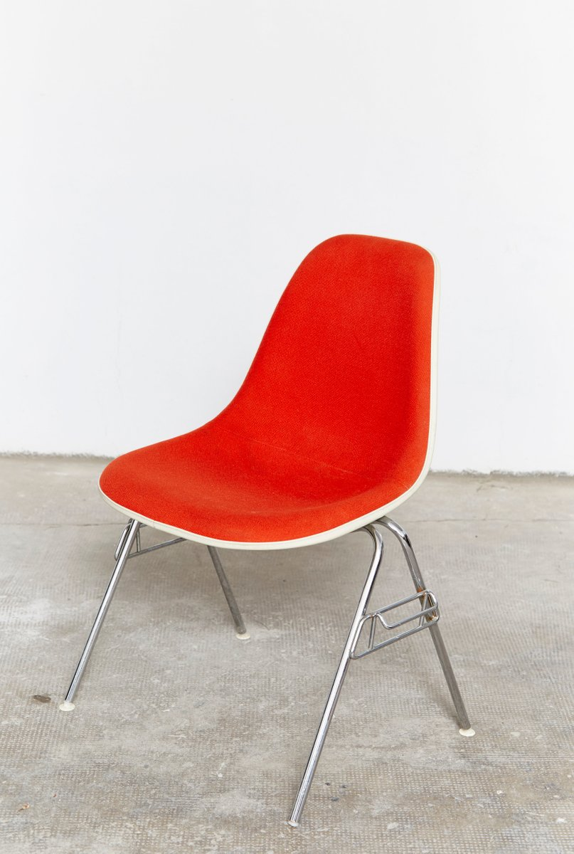 Vintage Dss Side Chair By Charles U0026 Ray Eames For Herman Miller