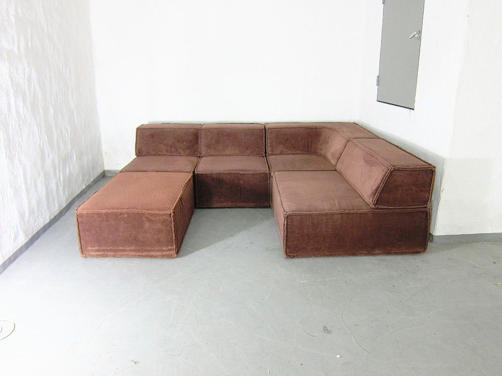 modular sofa by team form for cor 1970s for sale at pamono. Black Bedroom Furniture Sets. Home Design Ideas
