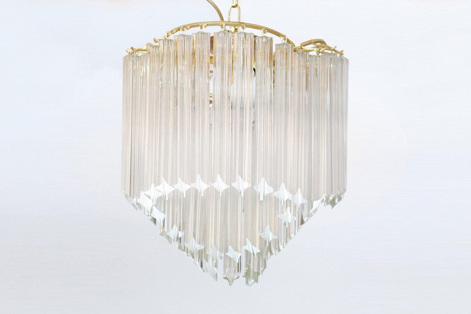 Mid century modern murano glass chandelier from venini 1970s for mid century modern murano glass chandelier from venini 1970s mozeypictures Gallery