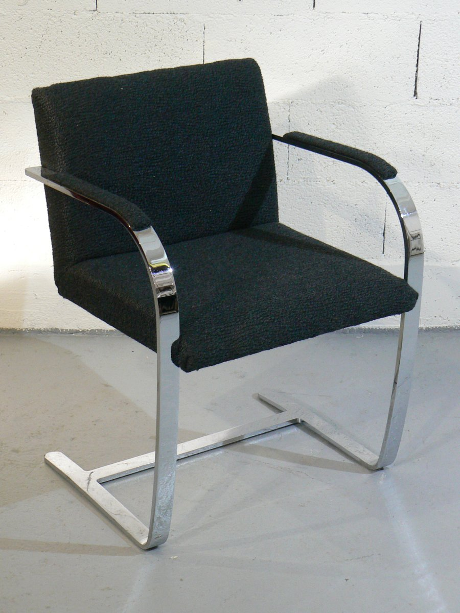 Model BNRO Armchair By Ludwig Mies Van Der Rohe For Knoll International 3.  U20ac1,600.00