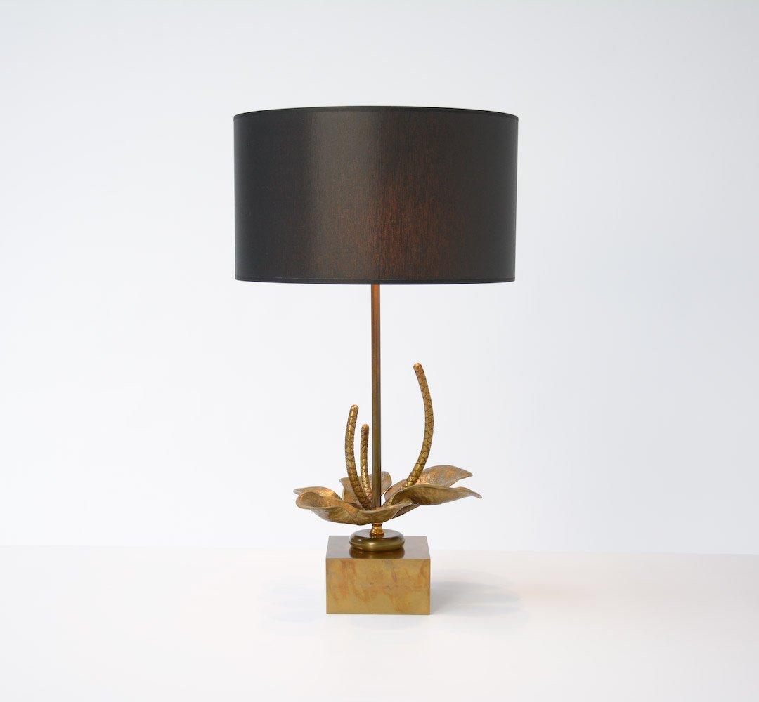 messing tischlampe 1970er bei pamono kaufen. Black Bedroom Furniture Sets. Home Design Ideas