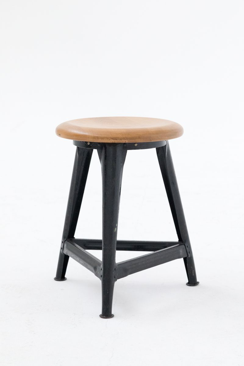 stool industrial pin furniture