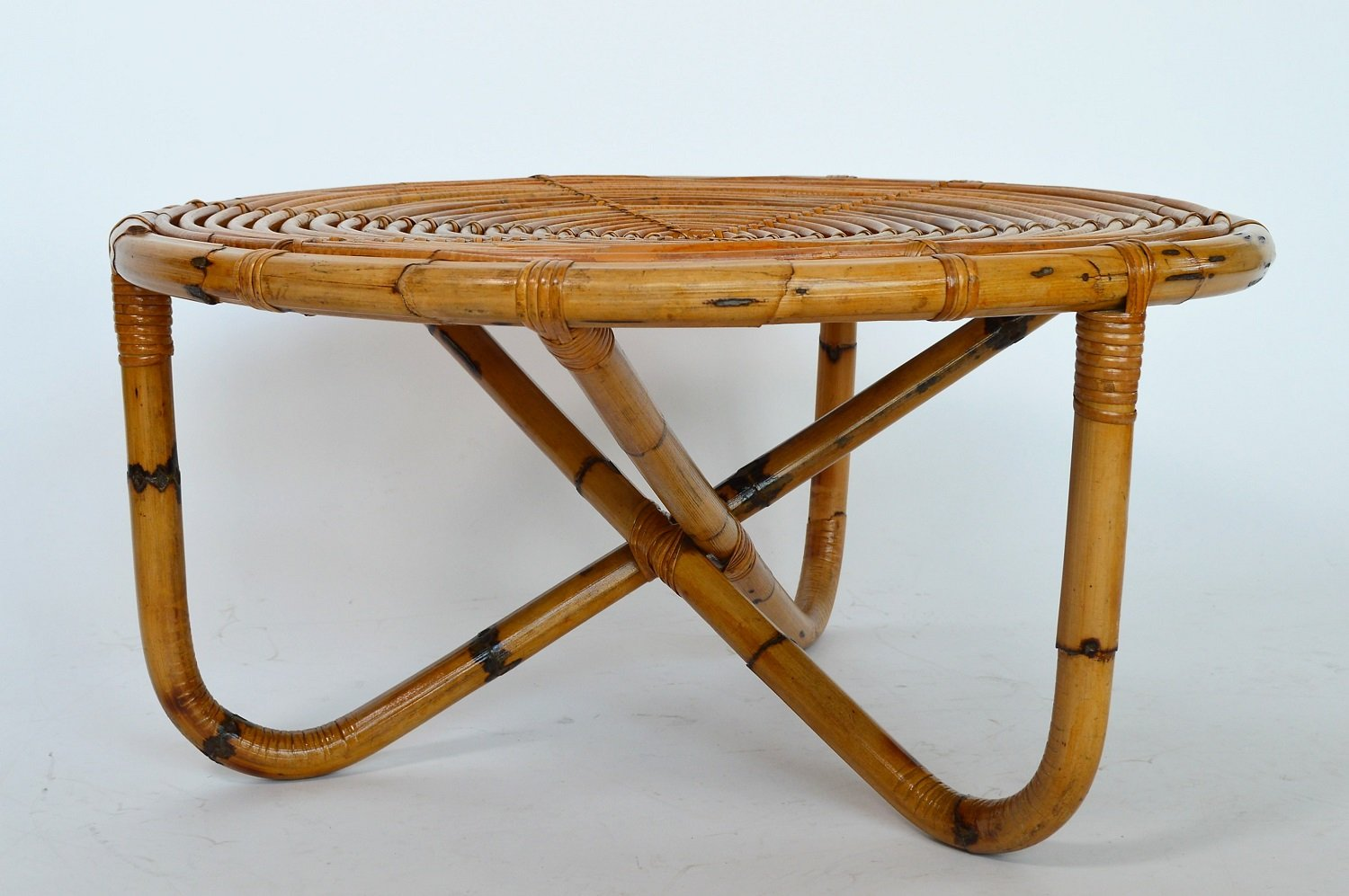 Bamboo coffee table or terrace s for sale at pamono