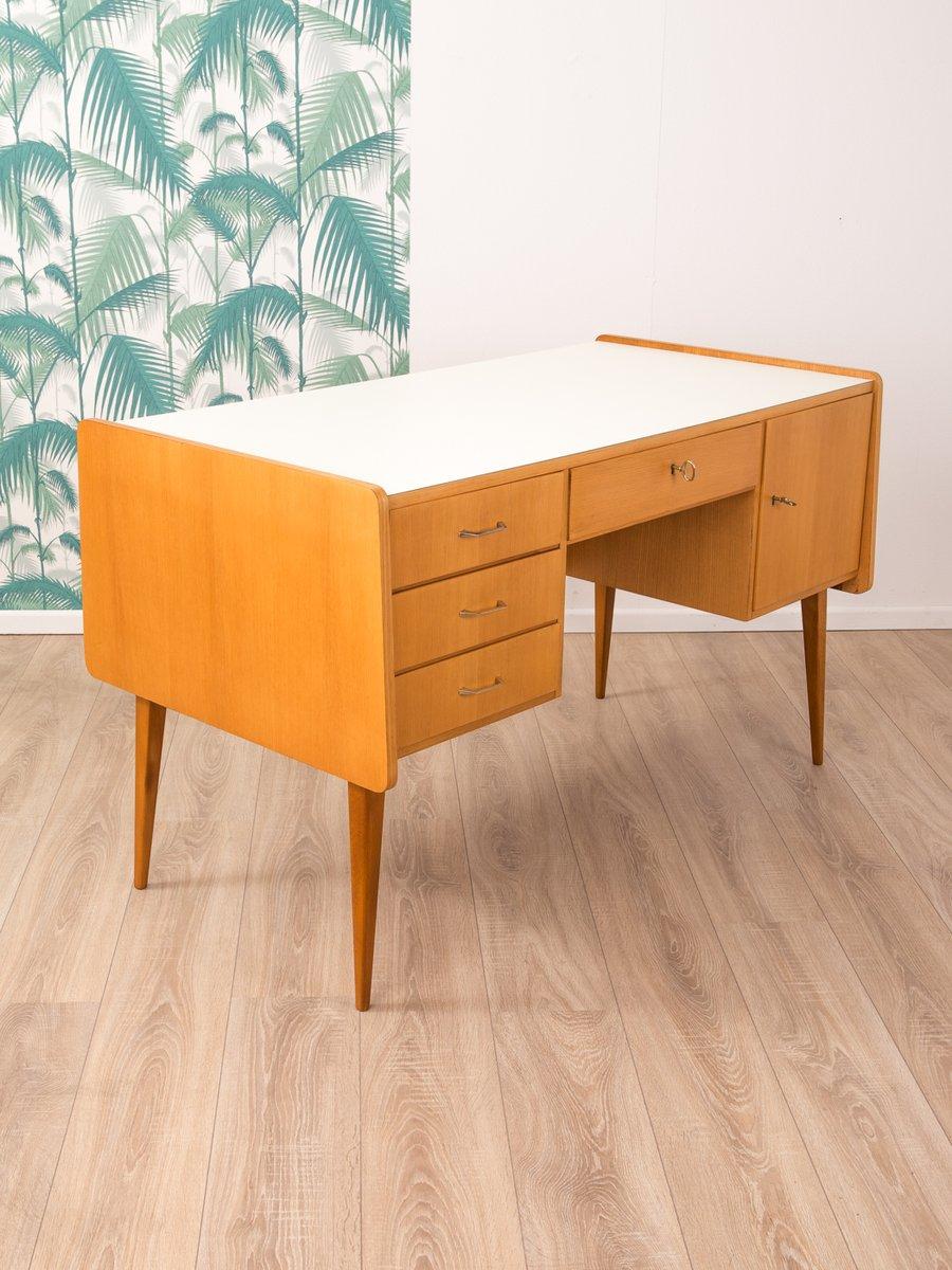 Mid Century German Desk 1950s