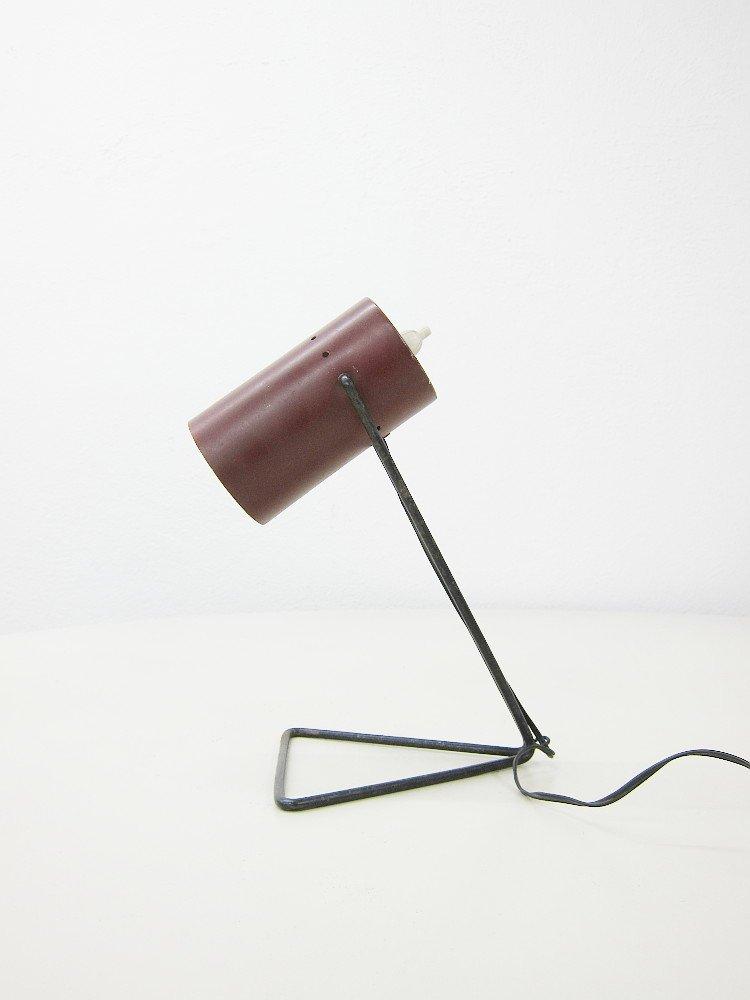 kleine tischlampe 1950er bei pamono kaufen. Black Bedroom Furniture Sets. Home Design Ideas