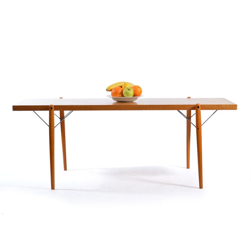 Long Czechoslovakian Coffee Table From Jitona 1960s For