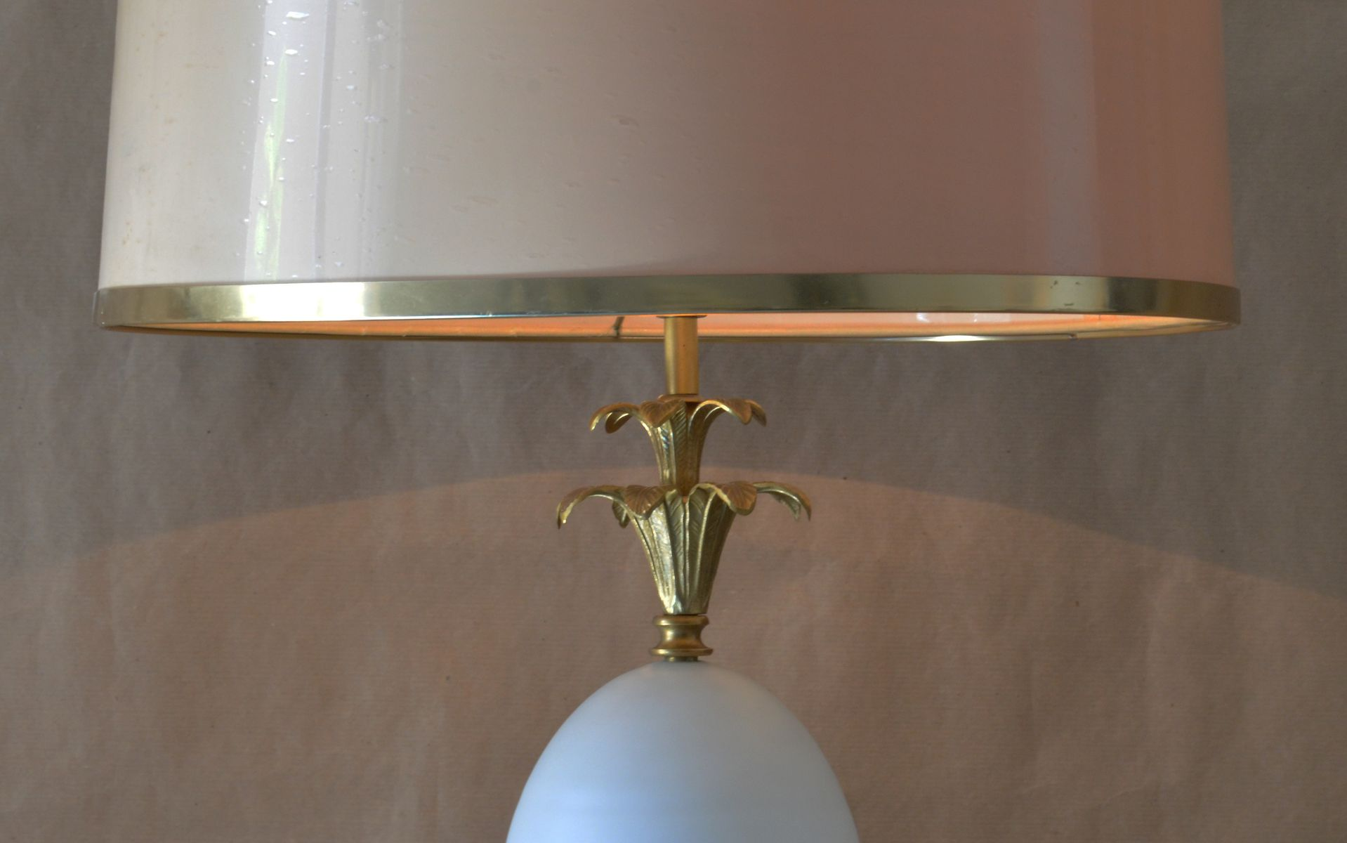 lamp table pin lamps pineapple shiny ceramic