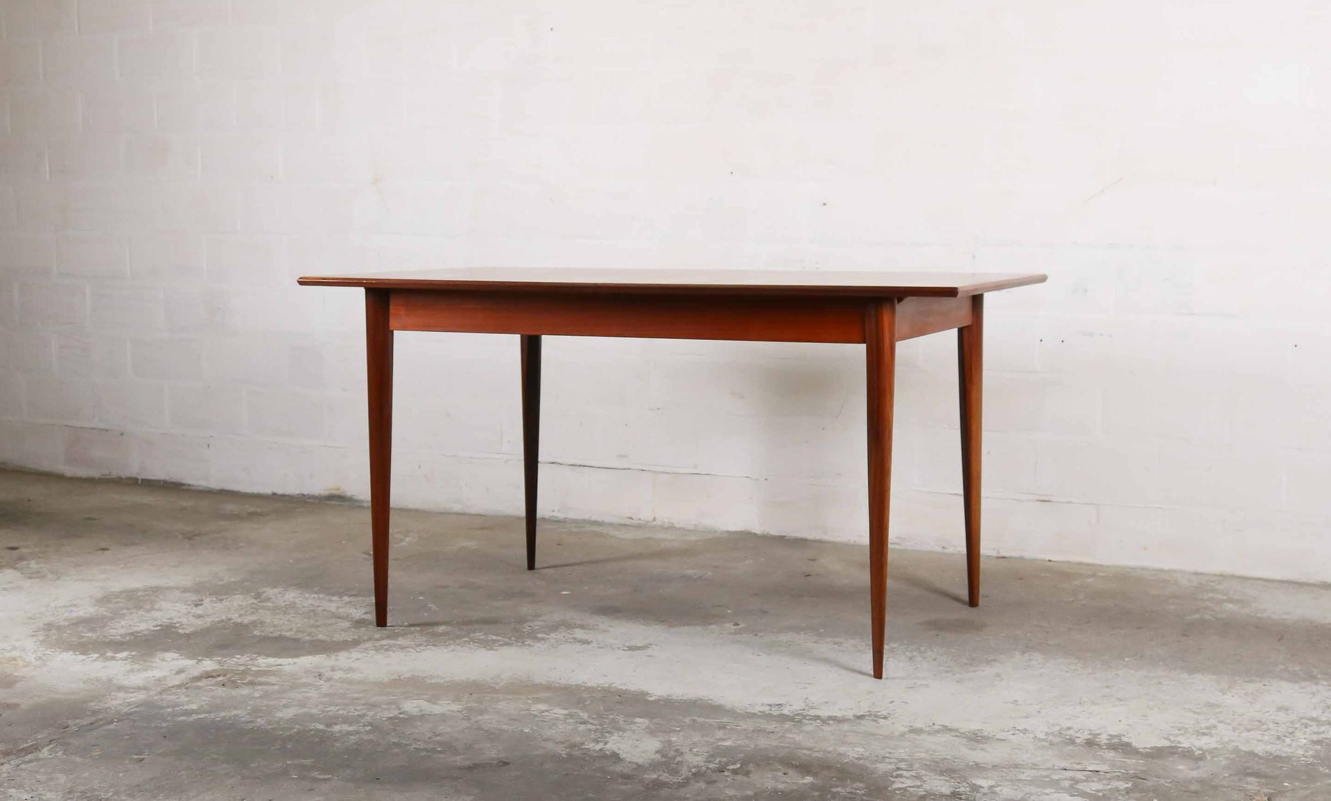 Mid Century Dining Table By Oswald Vermaercke For V Form