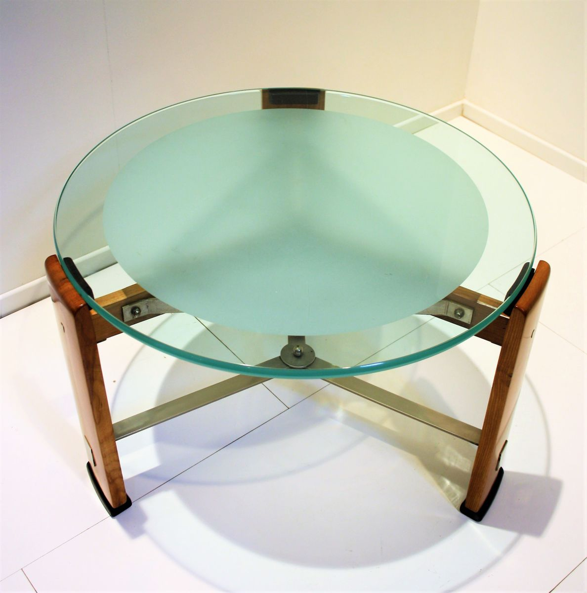 Moderner art deco couchtisch von chambon 1920er bei for Design couchtisch hn 777