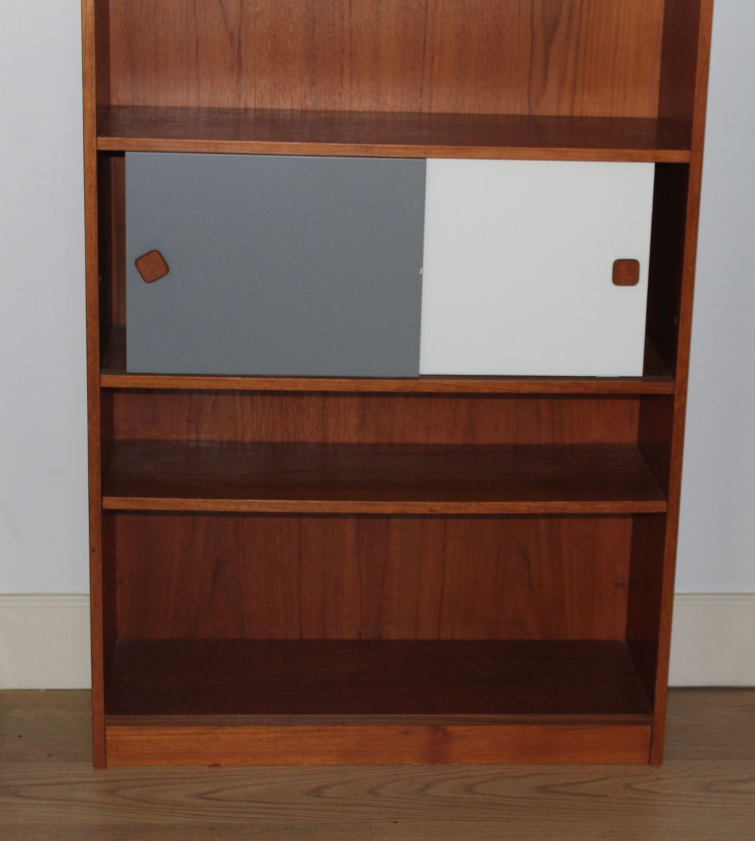 bookcase unit guldborg pin by wall hansen danish furniture hearthsidehome modern on floating cabinet hg teak