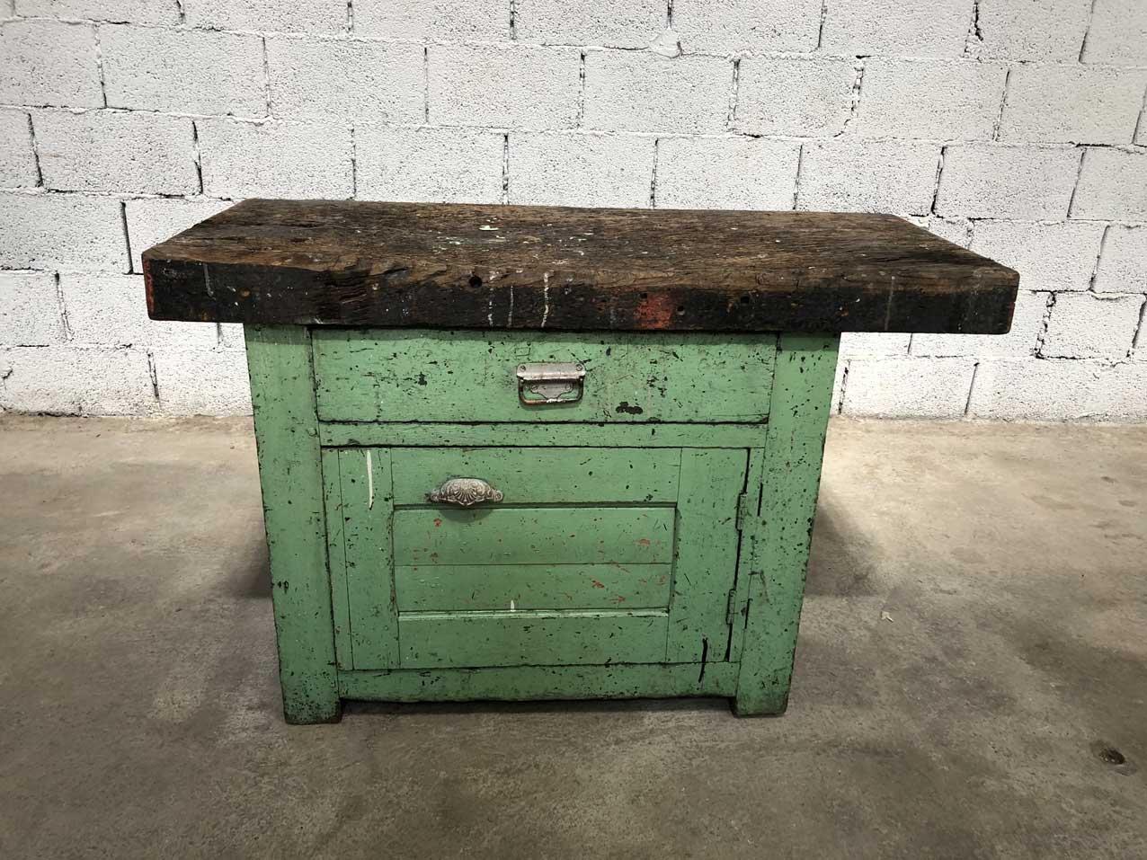 Tavolo Da Lavoro Antico : Tavolo da lavoro antico in vendita su pamono