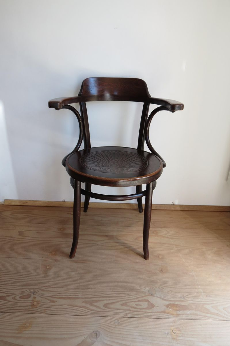 Antique Bentwood Chair from Jacob & Josef Kohn - Antique Bentwood Chair From Jacob & Josef Kohn For Sale At Pamono