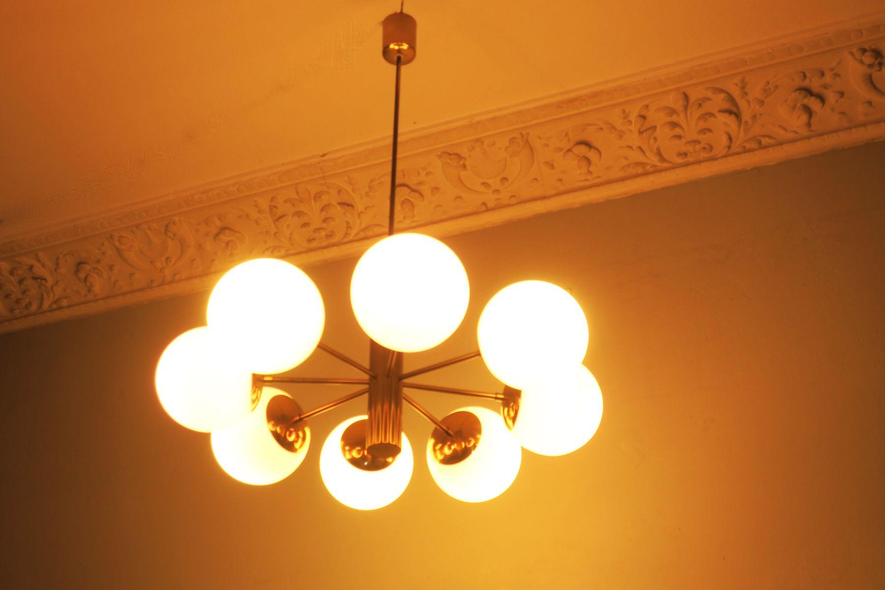 mega img orange chandelier glass red products lights pop