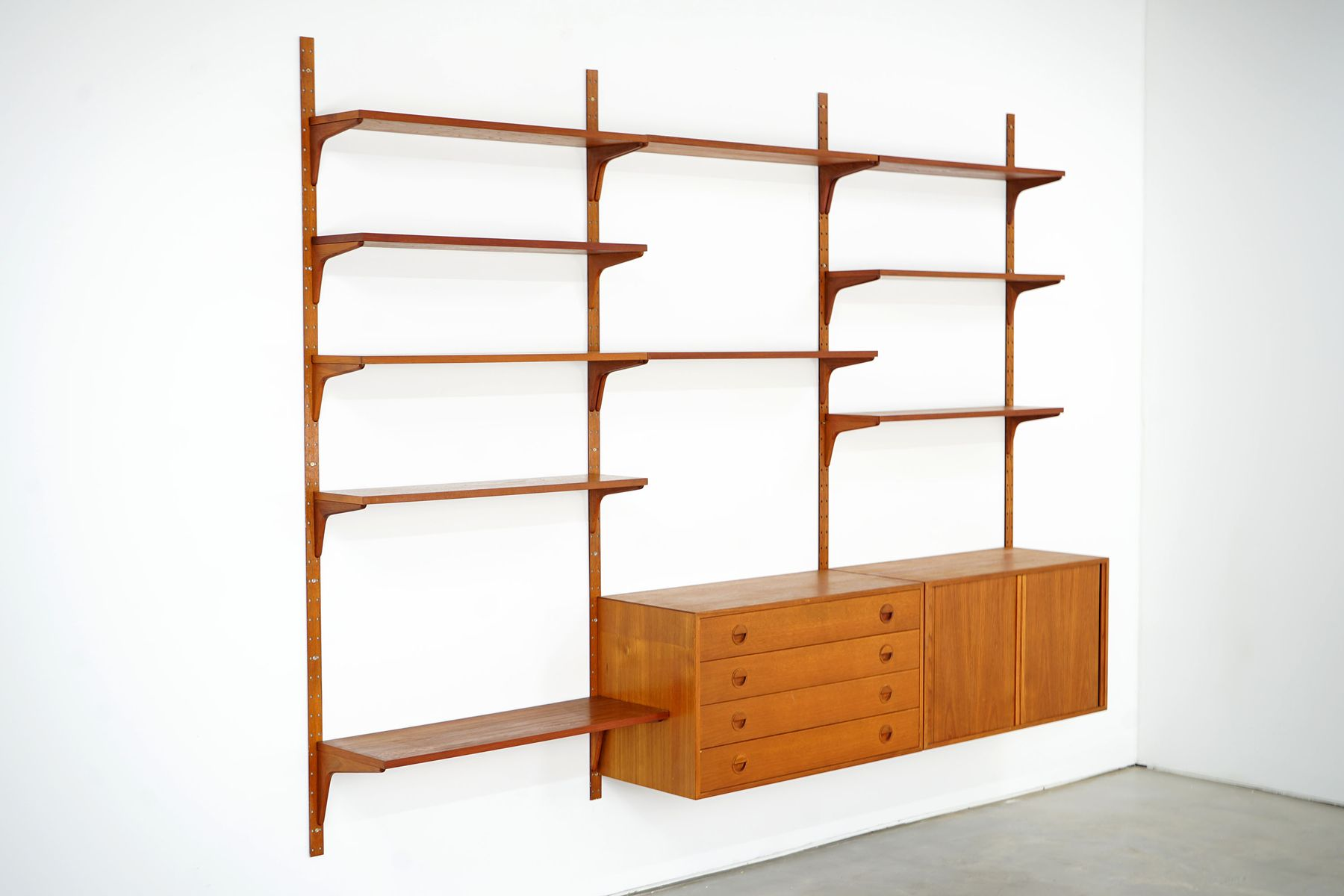 Wall Unit From Hg Furniture, 1960S
