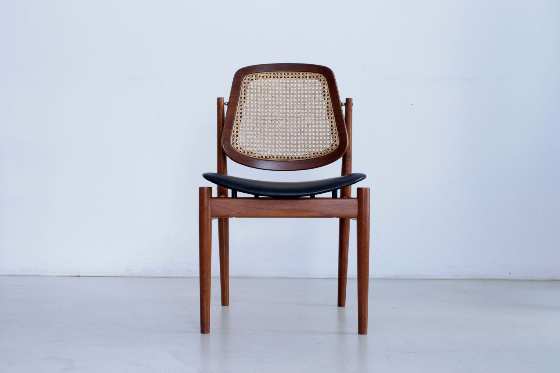 Danish Chairs By Arne Vodder For France & S N,