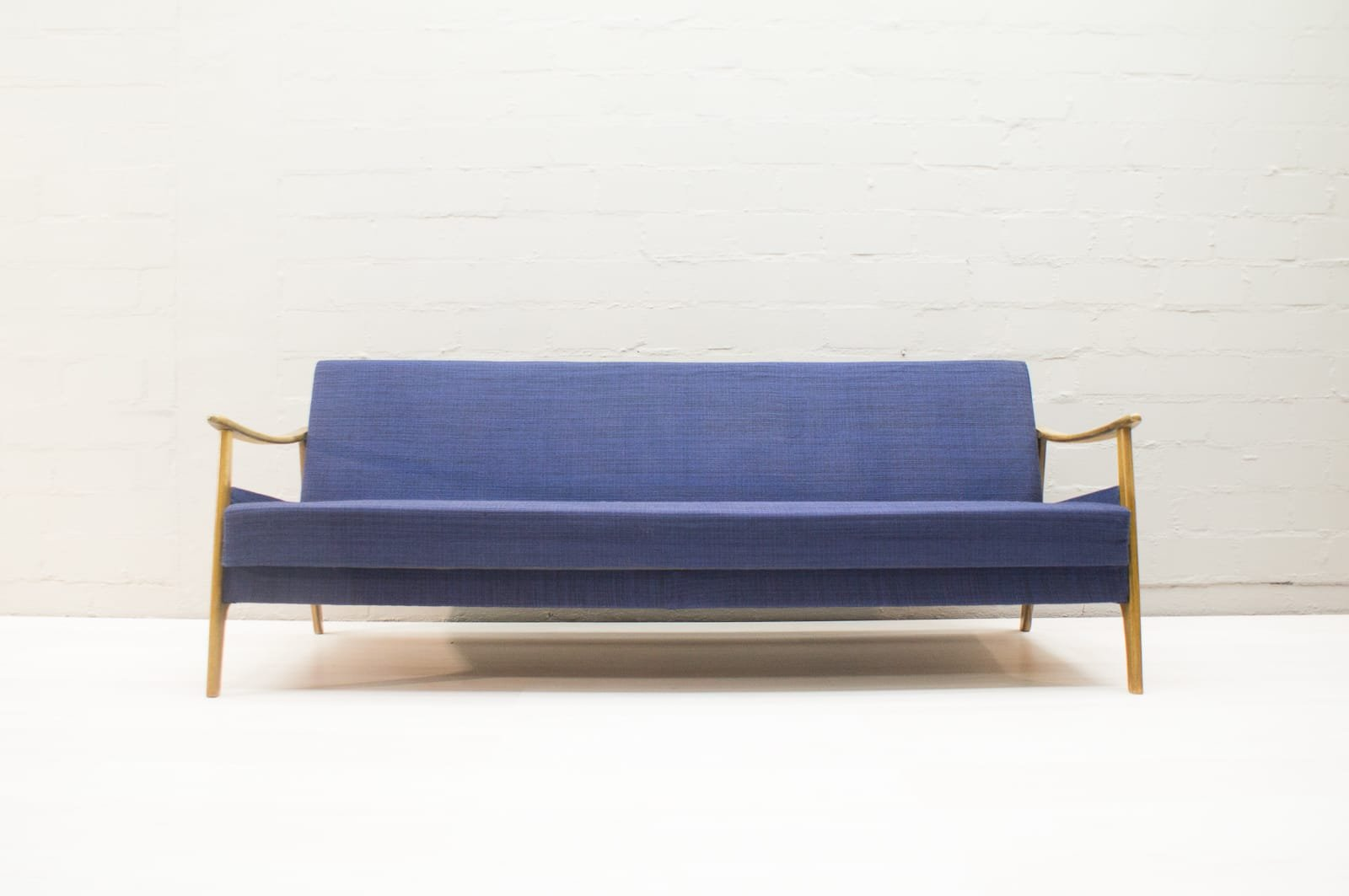 Scandinavian Sofa Or Daybed, 1960s