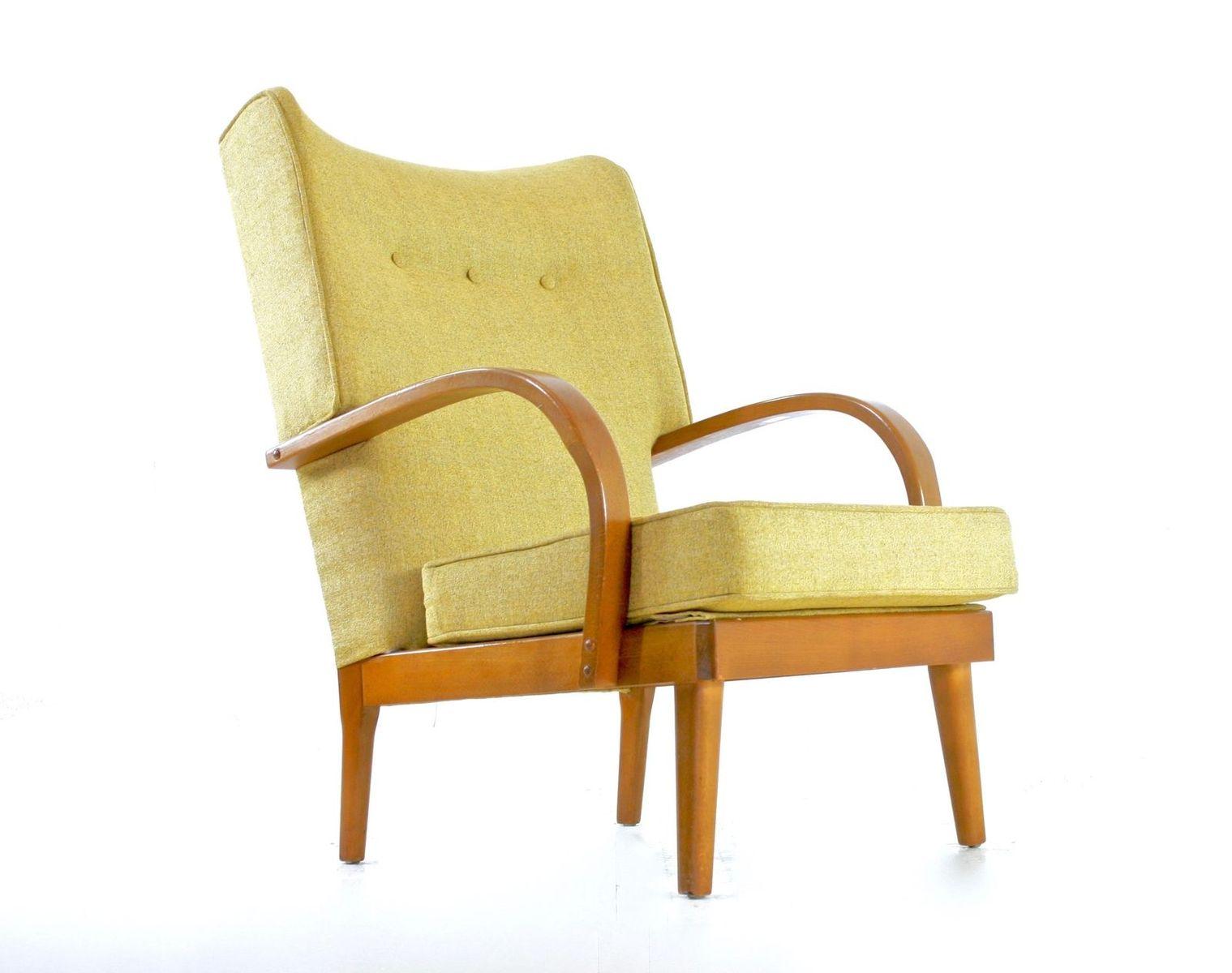 Bentwood Lounge Chair, 1960s 8. U20ac341.00