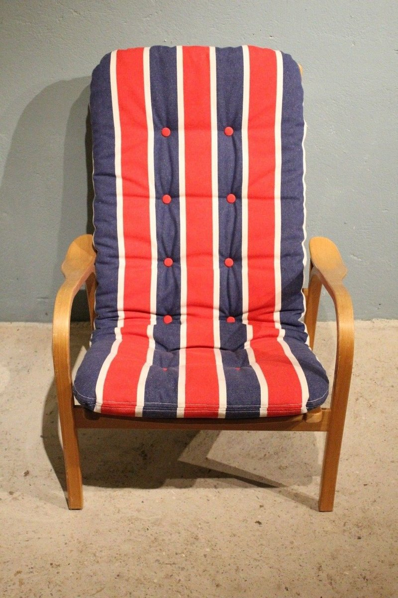 Primo Chair by Yngve Ekström for Swedese, 1960s for sale at Pamono