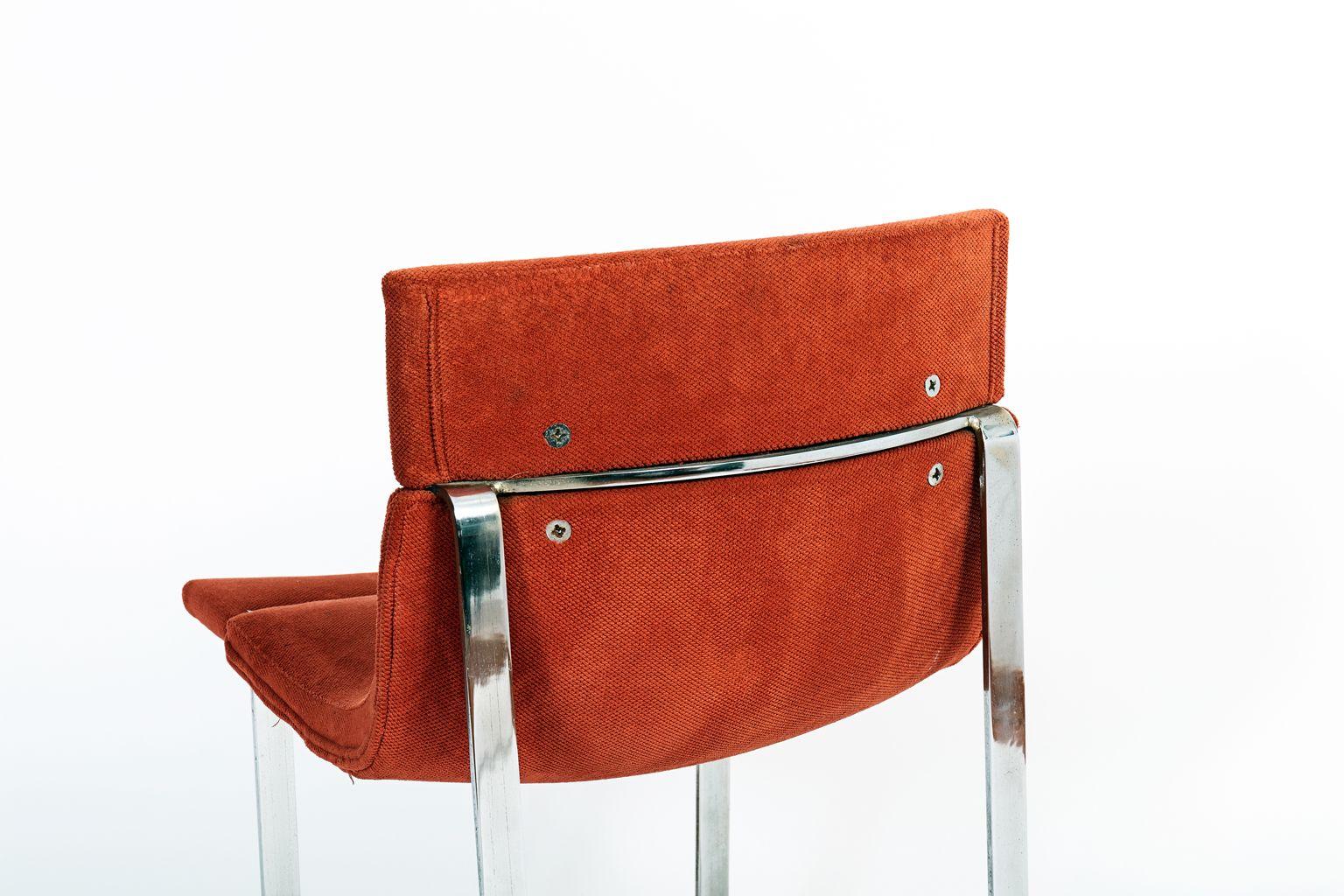esszimmerst hle 1970er 6er set bei pamono kaufen. Black Bedroom Furniture Sets. Home Design Ideas