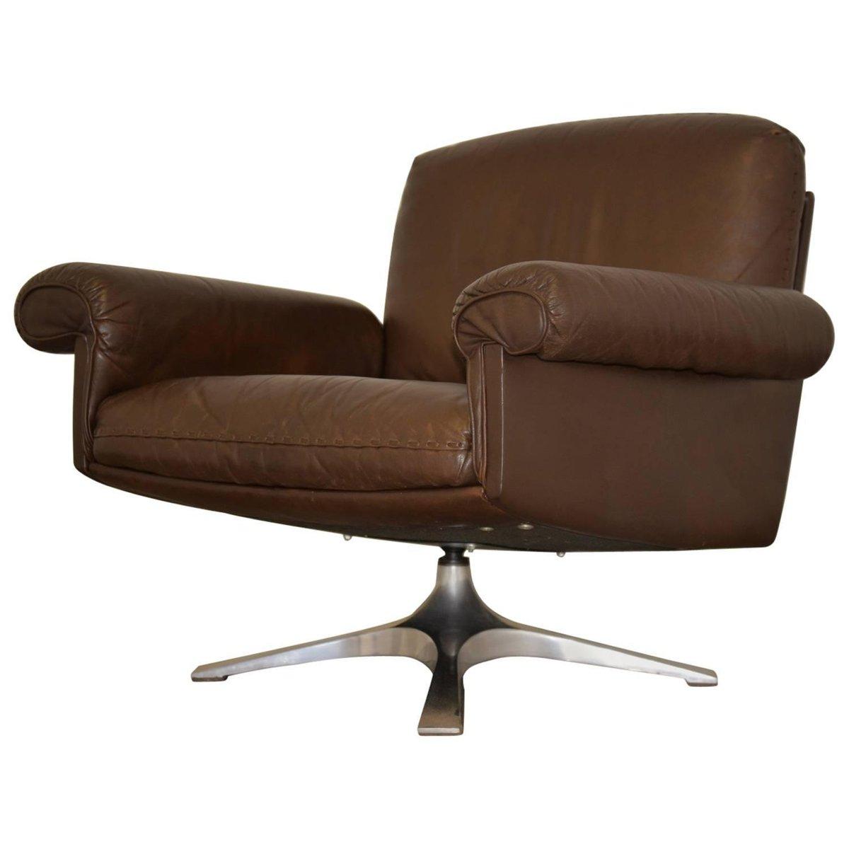 vintage ds 31 sessel von de sede 1970er bei pamono kaufen. Black Bedroom Furniture Sets. Home Design Ideas