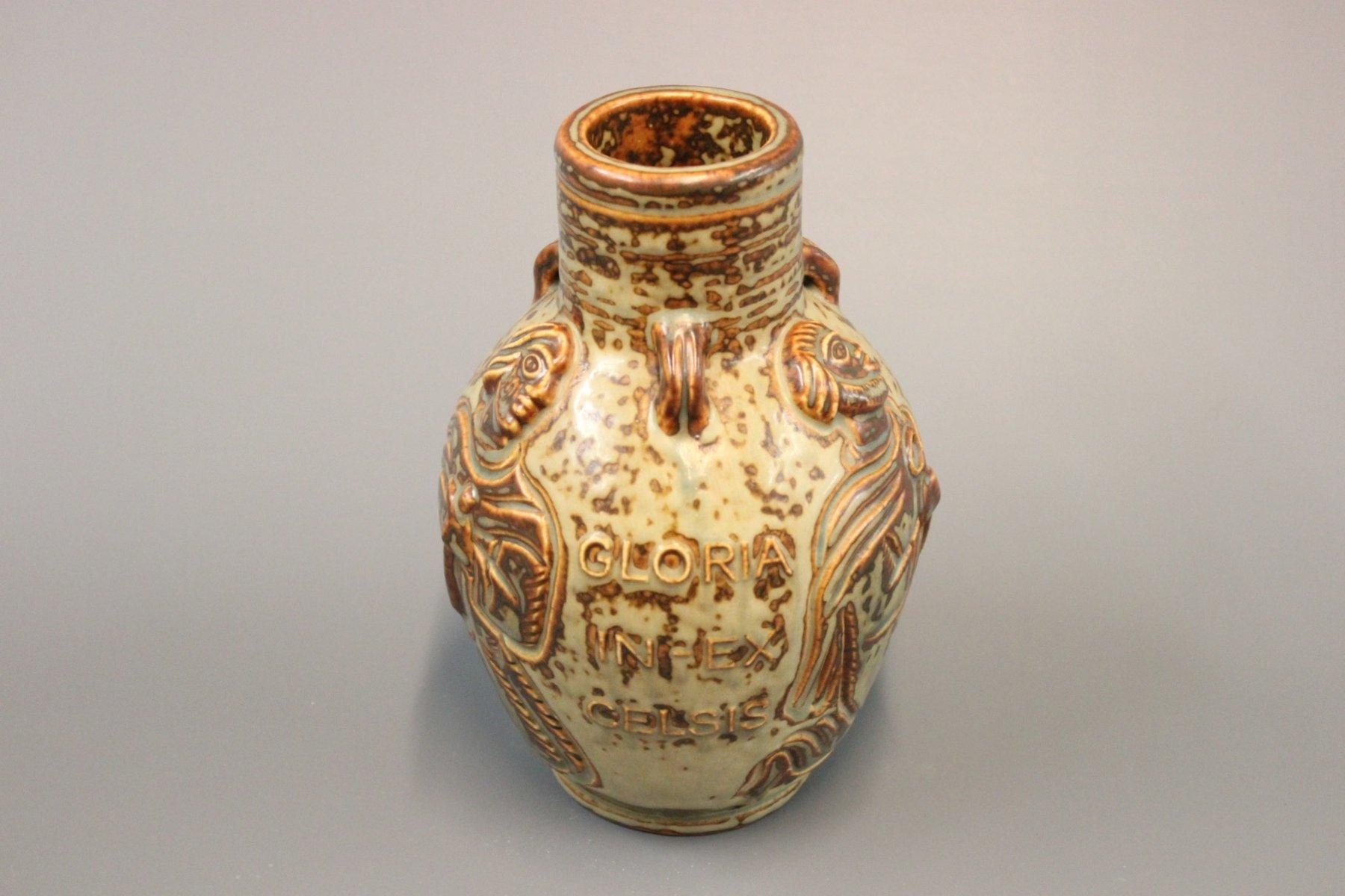 Stoneware vase by jais nielsen for royal copenhagen 1958 for sale stoneware vase by jais nielsen for royal copenhagen 1958 reviewsmspy