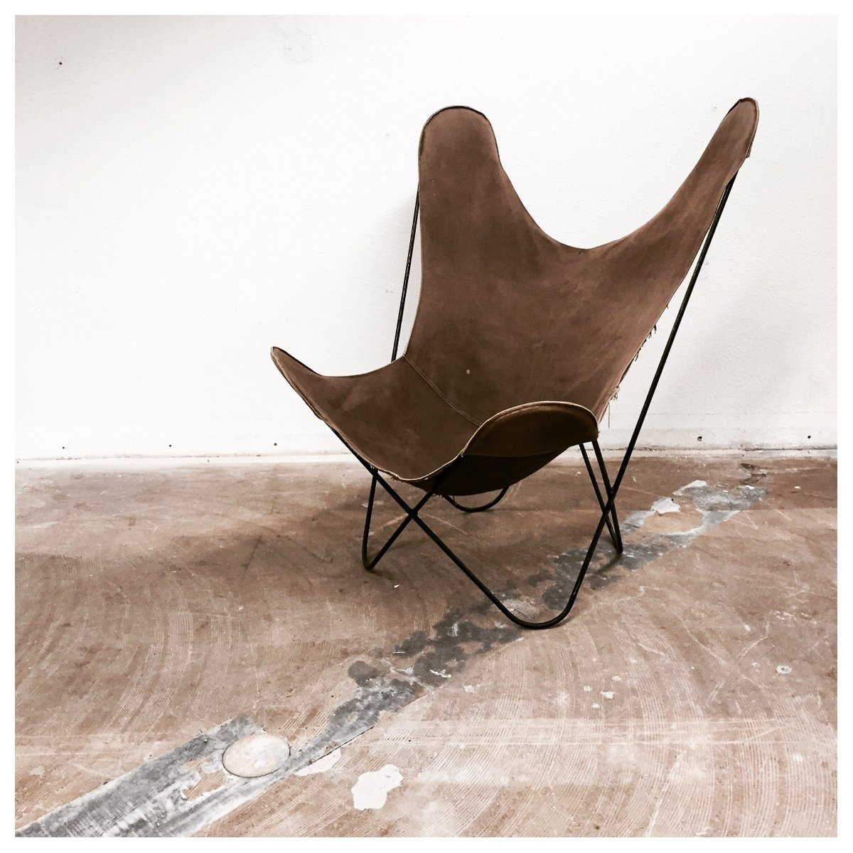 Butterfly Chair by Jorge Ferrari Hardoy, 1938 for sale at Pamono
