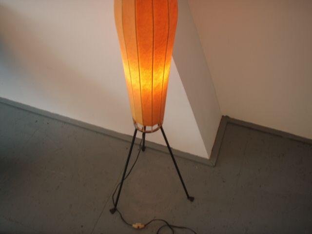stehlampe von h klingele f r artimeta soest 1957 bei. Black Bedroom Furniture Sets. Home Design Ideas