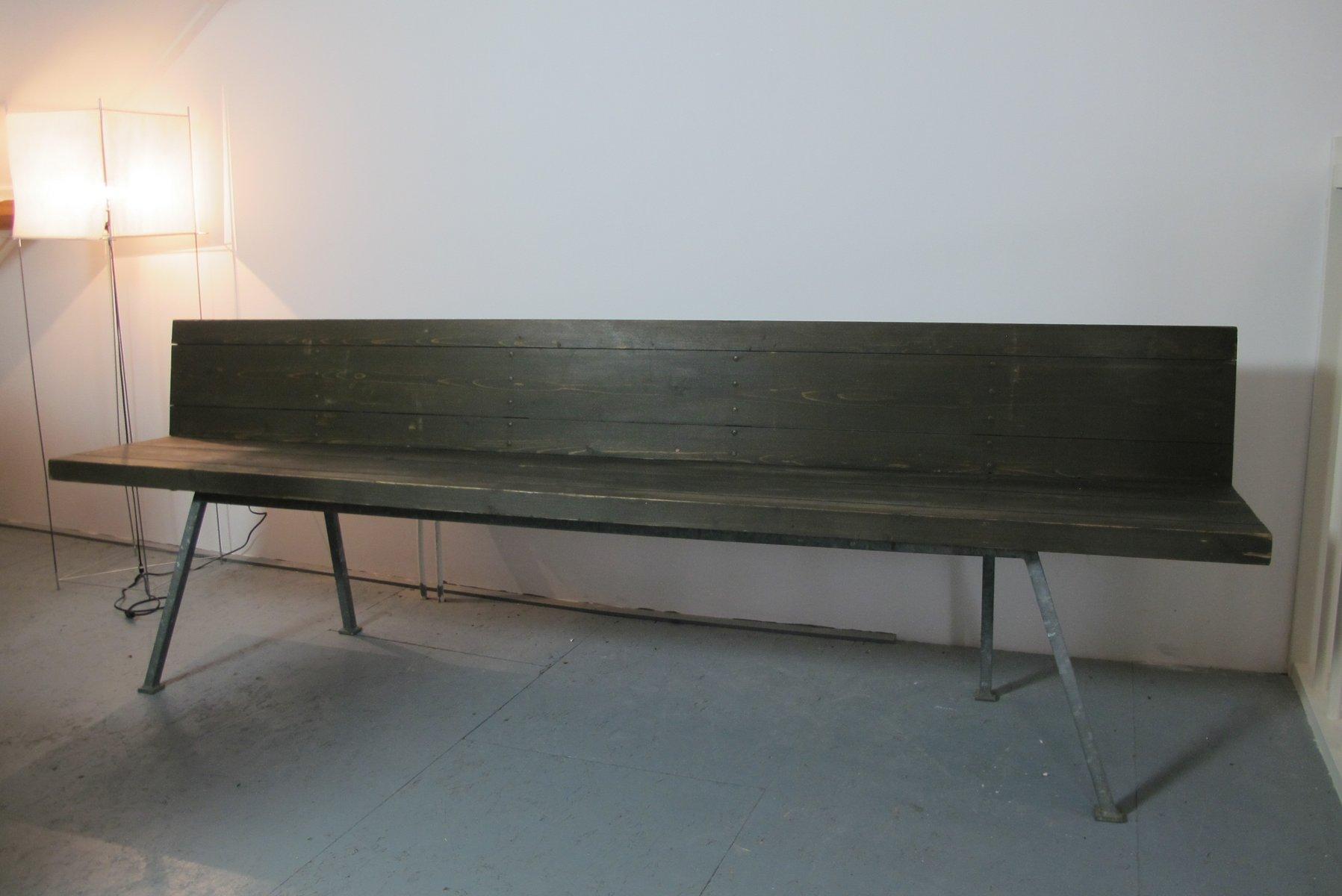 and cedar product redemption bench handiworks modern steel