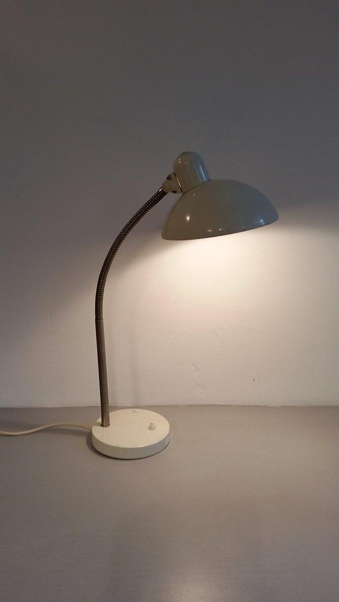 lampe de bureau vintage par christian dell pour kaiser idell en vente sur pamono. Black Bedroom Furniture Sets. Home Design Ideas