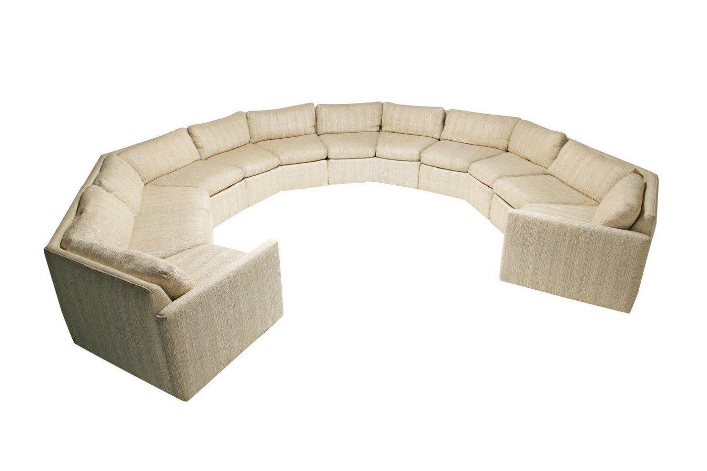 zusammengesetzes vintage tweed sofa bei pamono kaufen. Black Bedroom Furniture Sets. Home Design Ideas