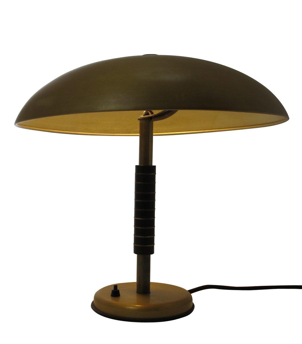 German Art Deco Table Lamp By Sbf 1944