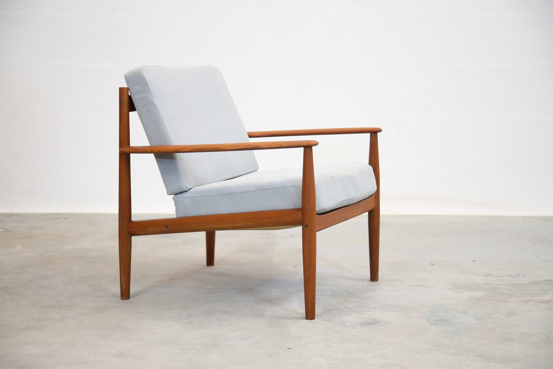 Mid Century Armchair By Grete Jalk For France Søn 1960s