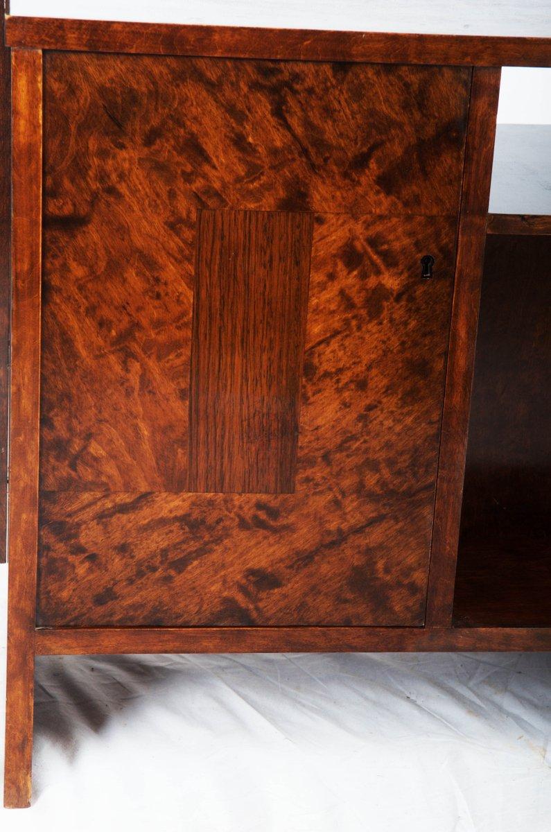 art deco stehlampe mit konsolentisch bei pamono kaufen. Black Bedroom Furniture Sets. Home Design Ideas