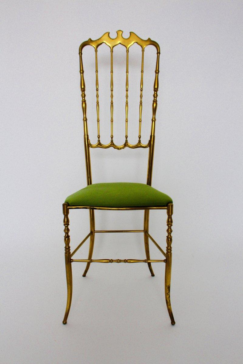 italienischer vintage chiavari stuhl 1950er bei pamono kaufen. Black Bedroom Furniture Sets. Home Design Ideas