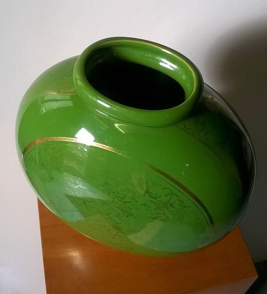 Vaso in porcellana di gio ponti per richard ginori anni for Vaso di porcellana