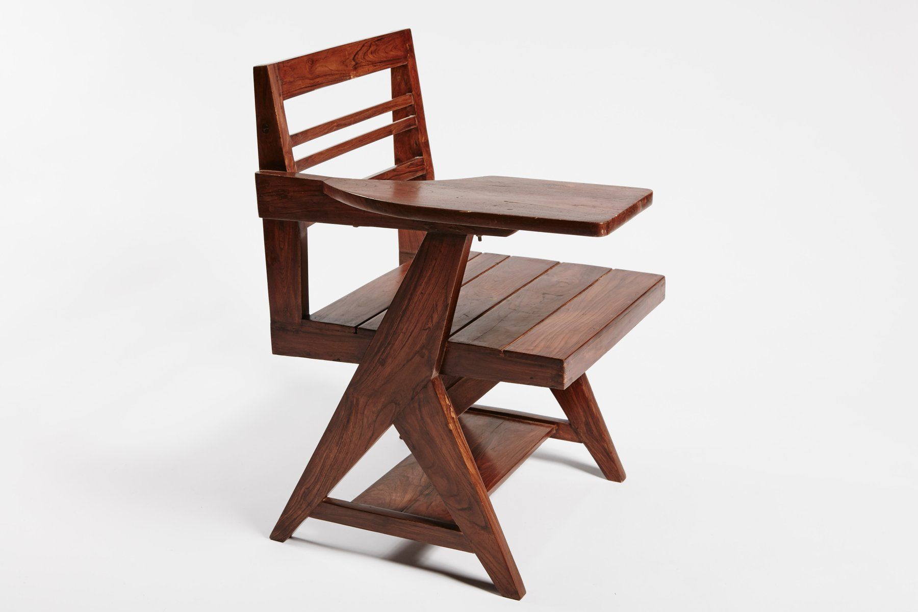 Cl Writing Desk Chair By Pierre Jeanneret