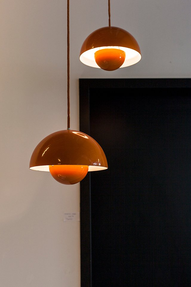 Flowerpot Pendant Lamp By Verner Panton For Louis Poulsen, 1970s 3.  $710.00. Price Per Piece