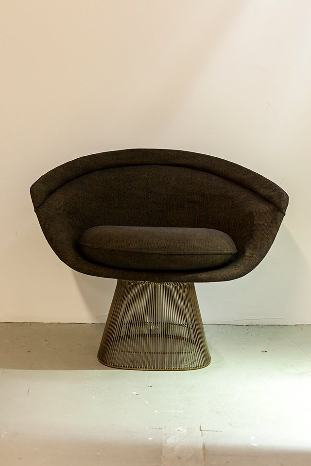 Lounge Chair By Warren Platner For Knoll International