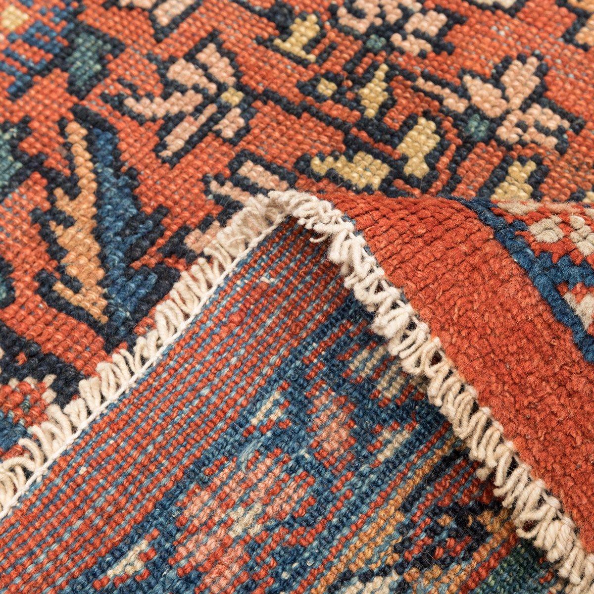 antiker persischer feraghan teppich aus wolle 1900er bei pamono kaufen. Black Bedroom Furniture Sets. Home Design Ideas