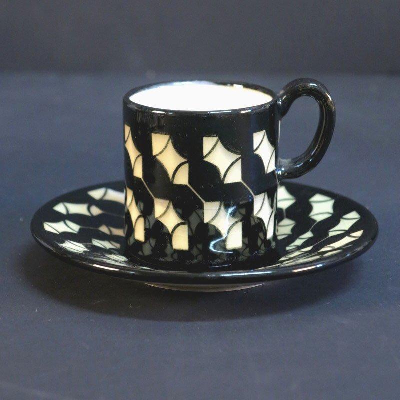 keramik teeservice von hedwig bollhagen 1950s bei pamono. Black Bedroom Furniture Sets. Home Design Ideas