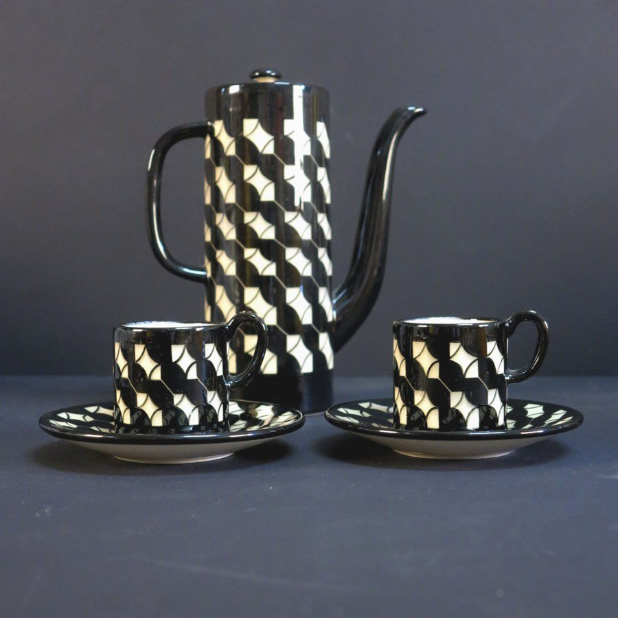 Hedwig Bollhagen ceramic tea set from hedwig bollhagen 1950s for sale at pamono