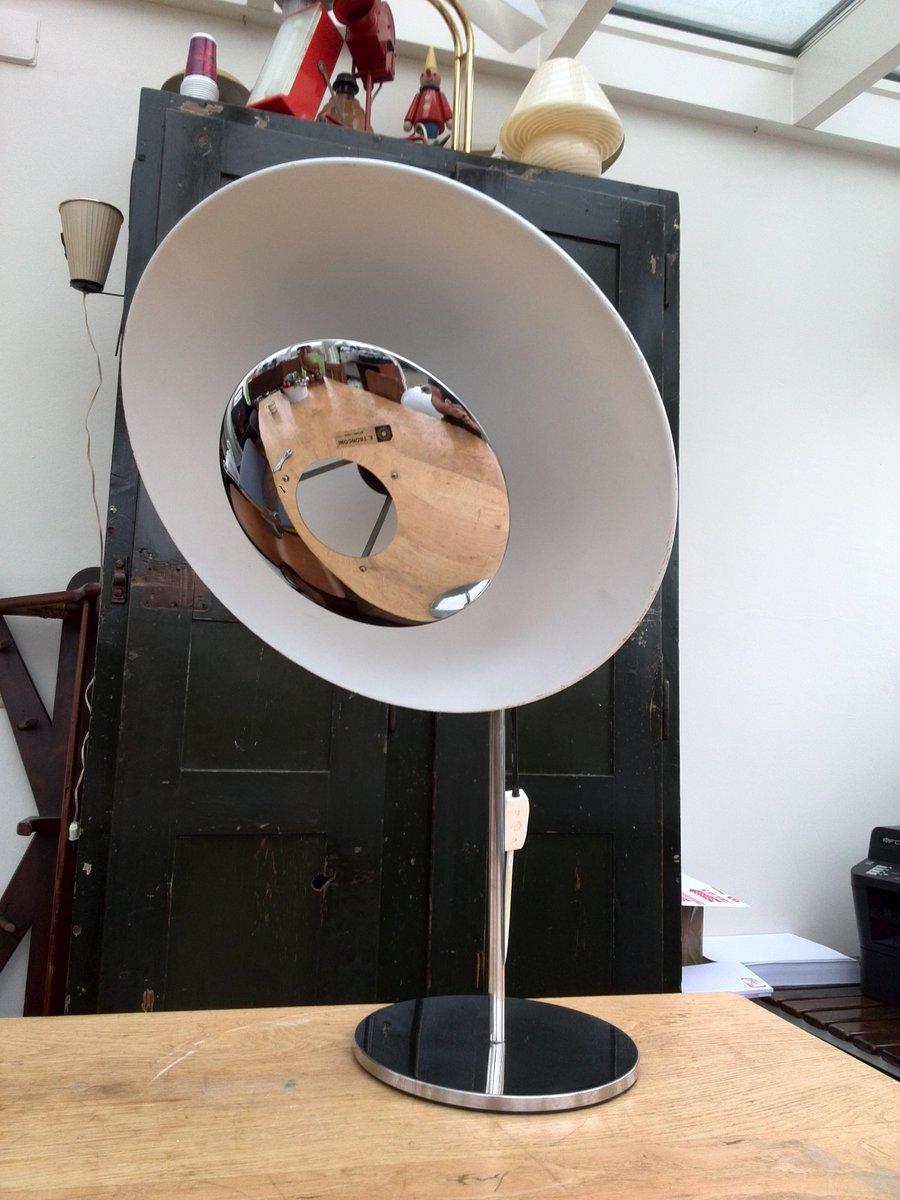 Schreibtischlampe von Ferriccio Rezzonico & Lorenzo Carmellini für E. Tronconi, 1960er bei ...