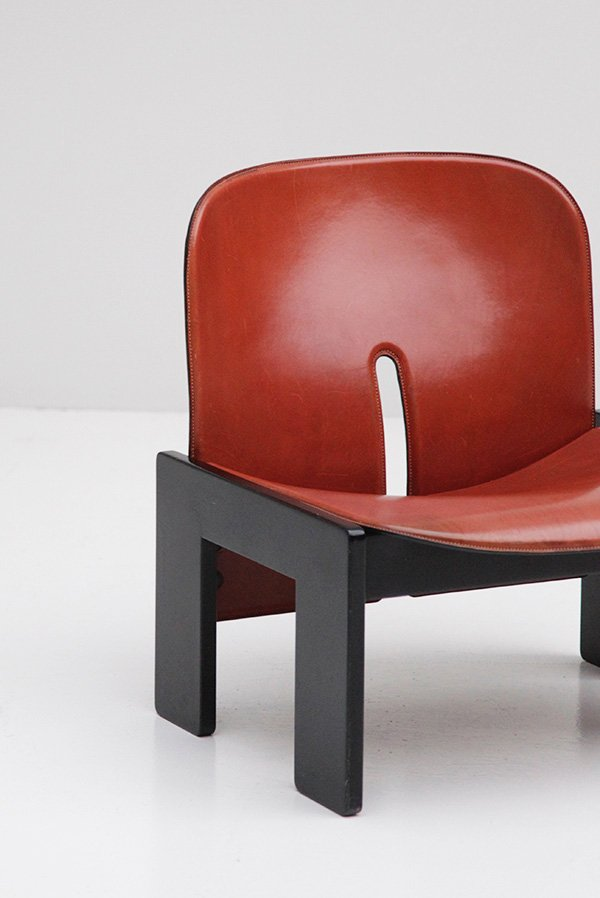 Model 925 Chair By Tobia Scarpa For Cassina