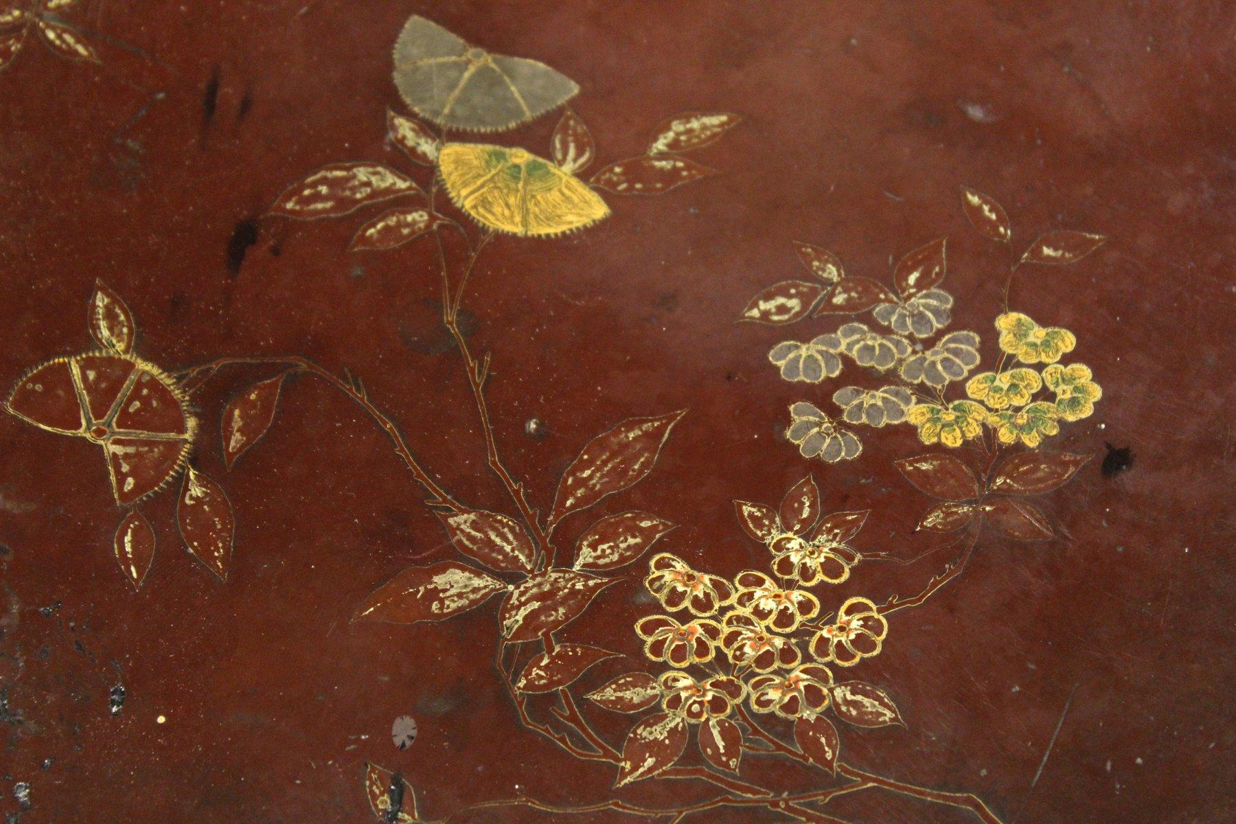 Franz sischer beistelltisch in blumenform bei pamono kaufen for Beistelltisch c form